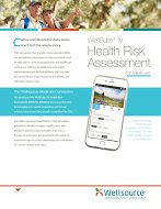 Medicare Health Risk Assessment